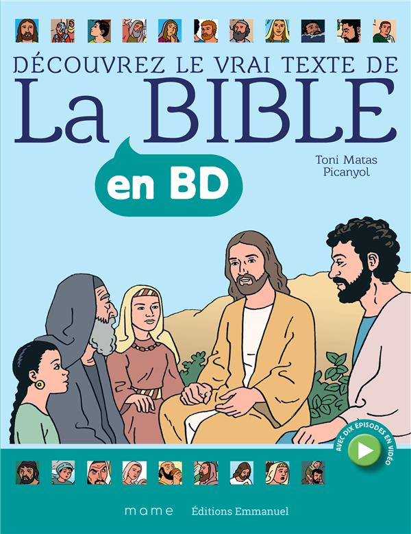 LA BIBLE EN BD BARCELONA MULTIMEDIA TARDY